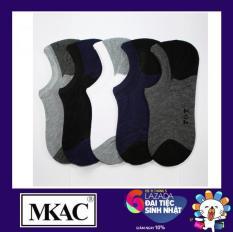 Bộ 5 đôi vớ ( tất ) lười dành cho nam phong cách Hàn Quốc