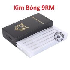 Kim Xăm Bóng 9RM Tiger ( Hộp 50 Kim )