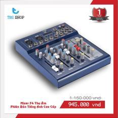 MIXER F4-USB KARAOKE SÂN KHẤU MINI