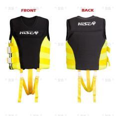 Áo phao bơi cứu hộ YELLOW HISEA cho người dưới 50kg, chuyên dùng cho các môn thể thao dưới nước, đạt tiêu chuẩn EU cao cấp – BB