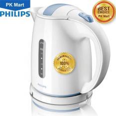 Ấm siêu tốc Philips HD4646 1.5L (Trắng) – Hàng nhập khẩu