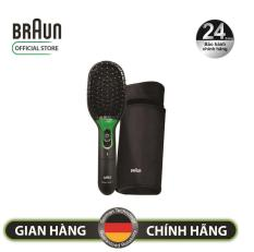 Lược chải tóc điện Braun BR 730 – Hàng phân phối chính hãng