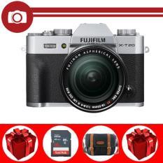 Máy ảnh Fujifilm X-T20 Kit 16-50mm (Hãng phân phối chính thức) – Tặng thẻ nhớ SD 16GB, túi đựng máy