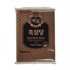 Đường đen Beksul Hàn Quốc 1kg
