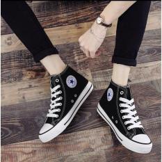 giày cổ cao ngôi sao