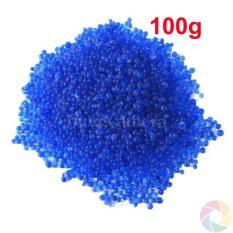 Gói 100g – Hạt hút ẩm, chống ẩm cho máy ảnh, chỉ thị màu xanh
