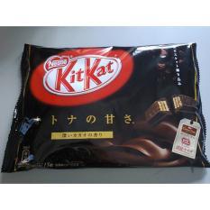 Bánh Kitkat socola đen Nhật bản 13thanh mini