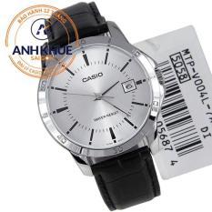 Đồng hồ nam dây da Casio Anh Khuê MTP-V004L-7AUDF