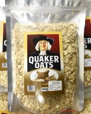 Yến Mạch Mỹ Quaker Oats Cán Mỏng 1kg