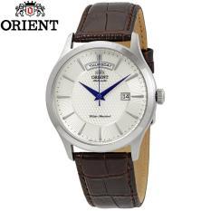 Đồng hồ nam dây da Orient FEV0V004SH