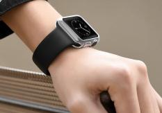 Ốp silicon trong suốt Apple Watch 38MM
