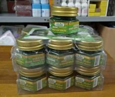10 Dầu cù là thơm Thái Lan MIỄN SHIP( Green Herb cao xoa bóp ) 10 lọ x10g