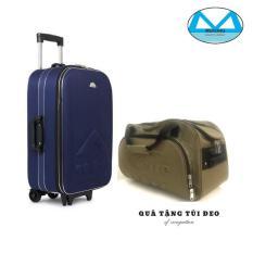 Bộ Vali Kéo 24inch 04 bánh 360 + Túi xách du lịch