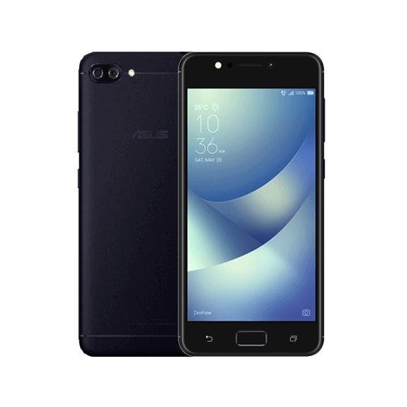 Điện Thoại Asus Zenfone 4 Max ZC520KL Black Hãng Phân Phối Chính Thức