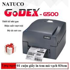Máy In Tem Mã Vạch Godex G500