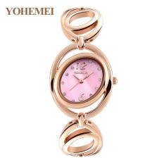 Đồng hồ nữ mặt oval thời trang