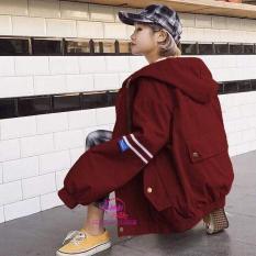 Áo khoác kaki mới