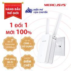 MERCUSYS-MW300RE-Bộ mở rộng sóng Wi-Fi Chuẩn N 300Mbps