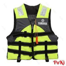 Áo phao bơi cứu hộ YELLOW – YA, áo phao chuyên dùng cho các môn thể thao dưới nước, đạt tiêu chuẩn EU cao cấp – POKI