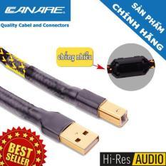 DÂY USB DAC Highend CANADE OFC 99,99% – CHẤT LƯỢNG CAO