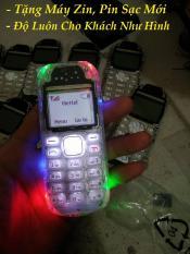 Sườn Nokia 1280 Độ Led + Nhạc Mp3 (Tặng Máy 1280 Zin,Pin sạc mới)
