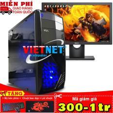 Máy tính đề bàn intel core i7 2600 RAM 8GB Hdd 500GB + LCD Dell20inch