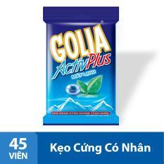 Kẹo Golia Activ plus gói 45 viên