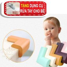 Combo 4 Baby Safety Protect Pads (Thick). Get Free hand washing faucer helper