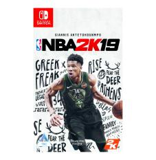 Đĩa Game Nintendo Switch – NBA 2K19