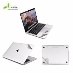 Bộ dán JCPAL cho Macbook 13Pro Retina – Silver