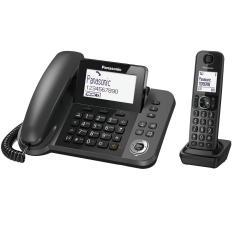 Mua Điện thoại Panasonic KX-TGF310CX (Đen) Tại KalumaX
