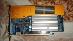 GIGABYTE GV-NX84S512HP (NVIDIA GeForce 8400GS, 512MB GDDR2, 64 bit, PCI Express 2.0)