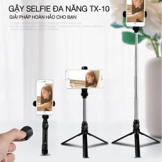Gậy selfie chụp ảnh đa năng XT-10 thế hệ 2 – Vừa tự sướng vừa làm tripod – Hàng nhập khẩu