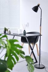 Đèn cây đứng trang trí nội thất hiện đại Guni – Tặng kèm bóng Led chống lóa