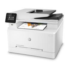 MÁY IN HP Color LaserJet Pro MFP M281FDW – T6B82A Printer ( in, scan, copy, Fax ) Network, duplex , Wireless