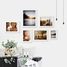 Bộ 6 khung ảnh treo tường phòng khách KAD603