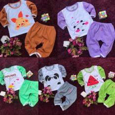5 bộ quần áo trẻ em dài tay mẫu mới cho bé 4-15kg
