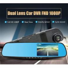 Camera Hành Trình Ô Tô Dạng Gương Chiếu Hậu Vehicles Box
