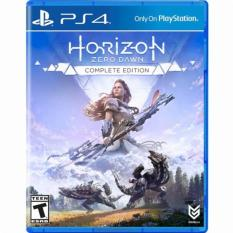 Đĩa game PS4: Horizon Zero Dawn Conplete Edition – Hệ US