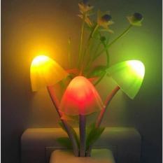 Đèn ngủ cảm ứng thông minh, tiết kiệm điện hình nấm Avatar cực xinh
