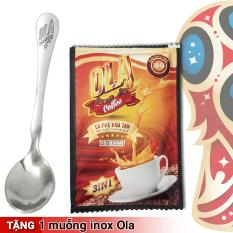 Cà phê hòa tan 3in1 – Ola Coffee – gói 16g