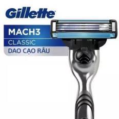 Dao Cạo Gillette Mach3 Classic