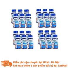 Thùng 24 chai sữa nước Ensure Vani 237ml