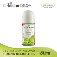 Enchanteur lăn khử mùi nước hoa Delightdul 50ml