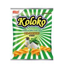 Snack Koloko đậu hà lan vị mặn 57g