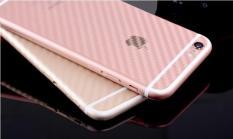 Bộ 3 Miếng dán Carbon mặt lưng cho iphone 6 plus/ 6s plus