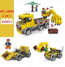 Bộ đồ chơi lego giá rẻ mô hình các loại ô tô – Bộ lắp ghép chất lượng cao giúp trẻ tăng khả năng nhận biết các loại ô tô – Phát triển khả năng sáng tạo