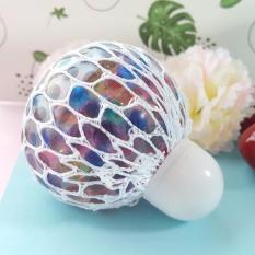 Combo 3 Bóng Lưới Hạt Nở – Trứng Lưới Squishy Đèn Phát Sáng – Chirita