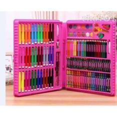 Bộ bút màu 151 chi tiết cho bé