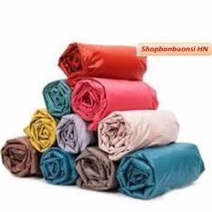 Ga trải giường chống thấm trơn cho bé 1m6 x 2m x 12 cm(loại tốt)
